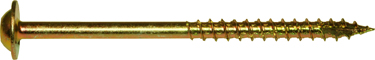 gold star star drive wood screw