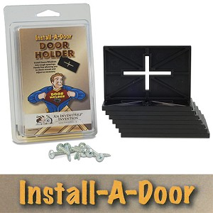 (IAD)  Install-A-Door Door Holder Kit
