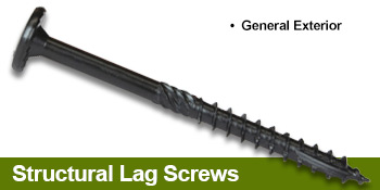 structural lag screws
