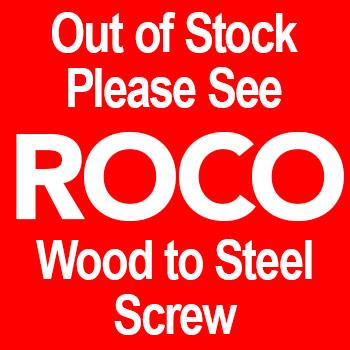 Screw Products FHD12200-5 Reamer Tek Wood to Steel Star Drive Screws Inc