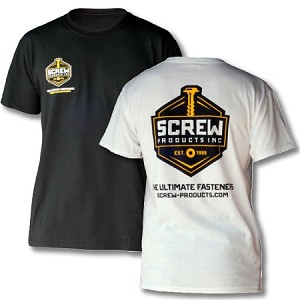 Screw Products, Inc. Logo T-Shirt